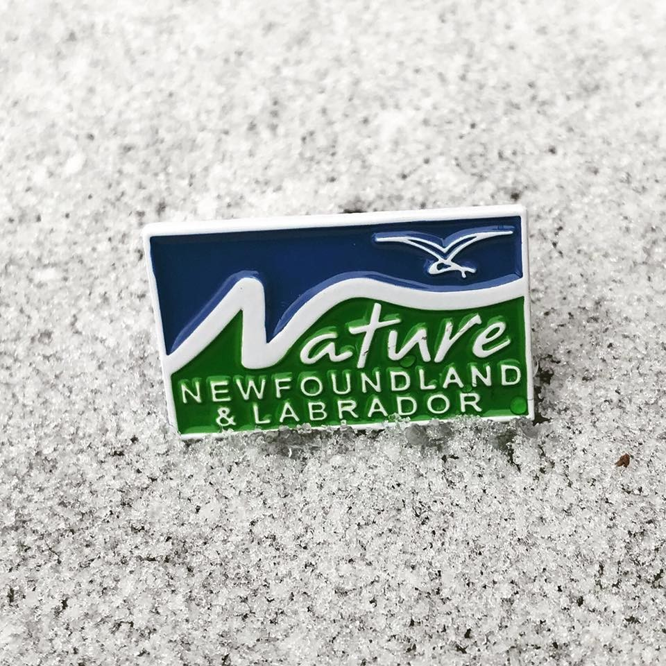 Nature NL pin