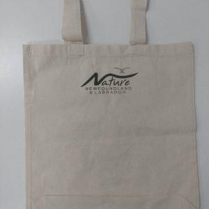 Nature NL logo tote bag